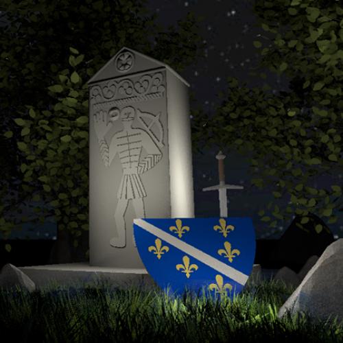 Spomenici Bosne i Hercegovine predstavljeni u 3D tehnologiji