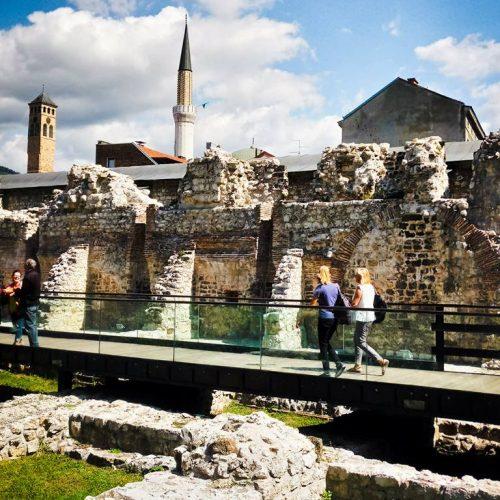 Pokrenuta procedura za uvrštavanje Sarajeva na UNESCO-ovu listu Svjetske kulturne baštine