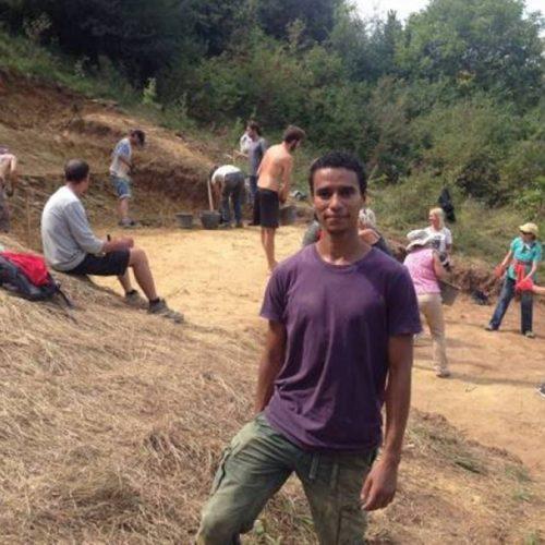 Iz Pariza u Visoko na volonterski rad: Mladi Cristobal Pecquiur oduševljen Bosnom