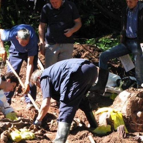 Masovna grobnica kod Vlasenice: Počele ekshumacije 12 žrtava