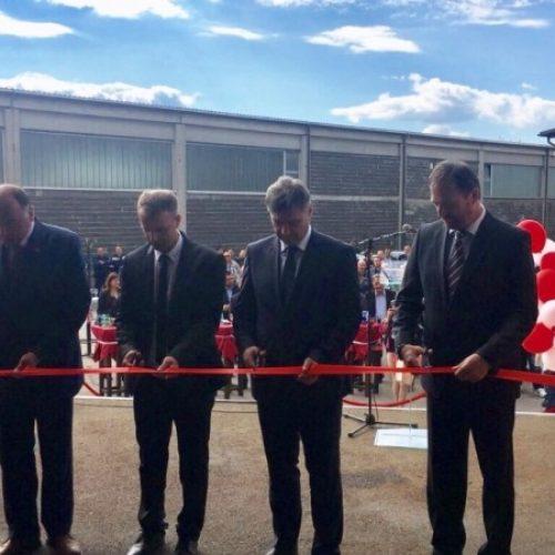 U Živinicama otvorena firma za proizvodnju vatrogasnih vozila