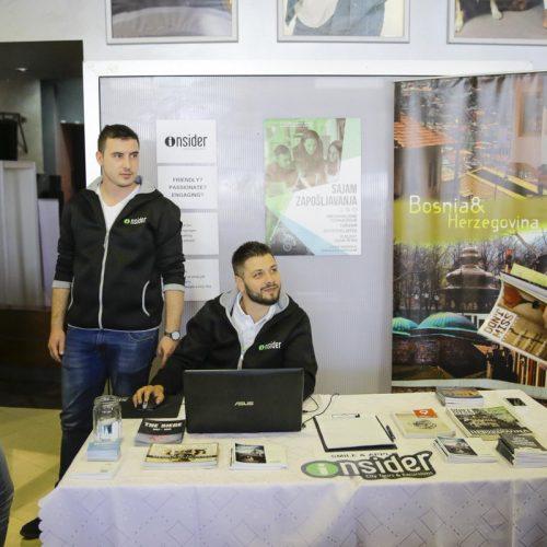 Otvoren Sajam zapošljavanja u Sarajevu: Mladi najviše zainteresovani za IT sektor