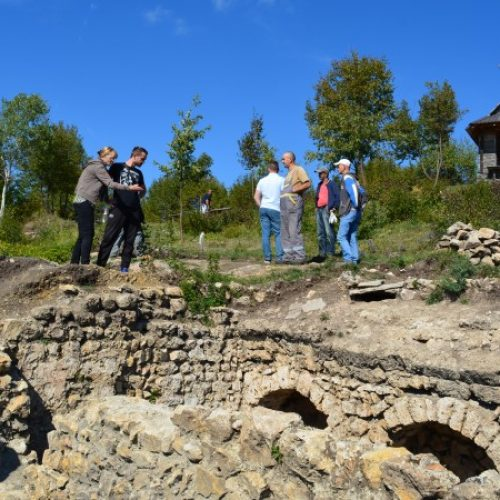 Nastavljena arheološka istraživanja na lokalitetu Gradac u Prozor-Rami