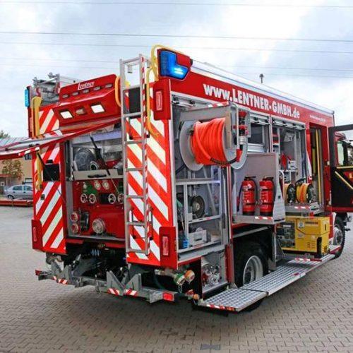 Sutra će biti predstavljeno najmodernije evropsko vatrogasno vozilo za koje se dijelovi izrađuju u Bosni