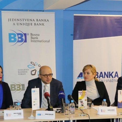 BBI Banka i ASA Banka u saradnji sa Bamcardom, prvi u BiH lansirali KVIKO: Podizanje novca bez kartice na bankomatu