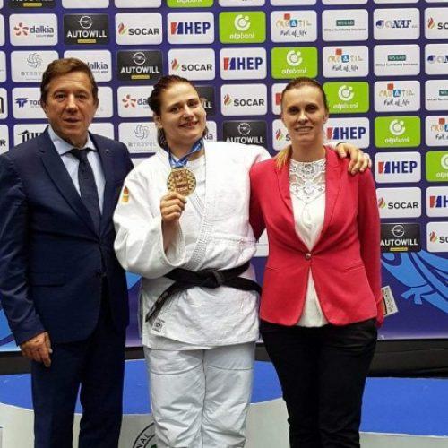 Cerić osvojila zlatnu medalju na Grand Prixu u Zagrebu