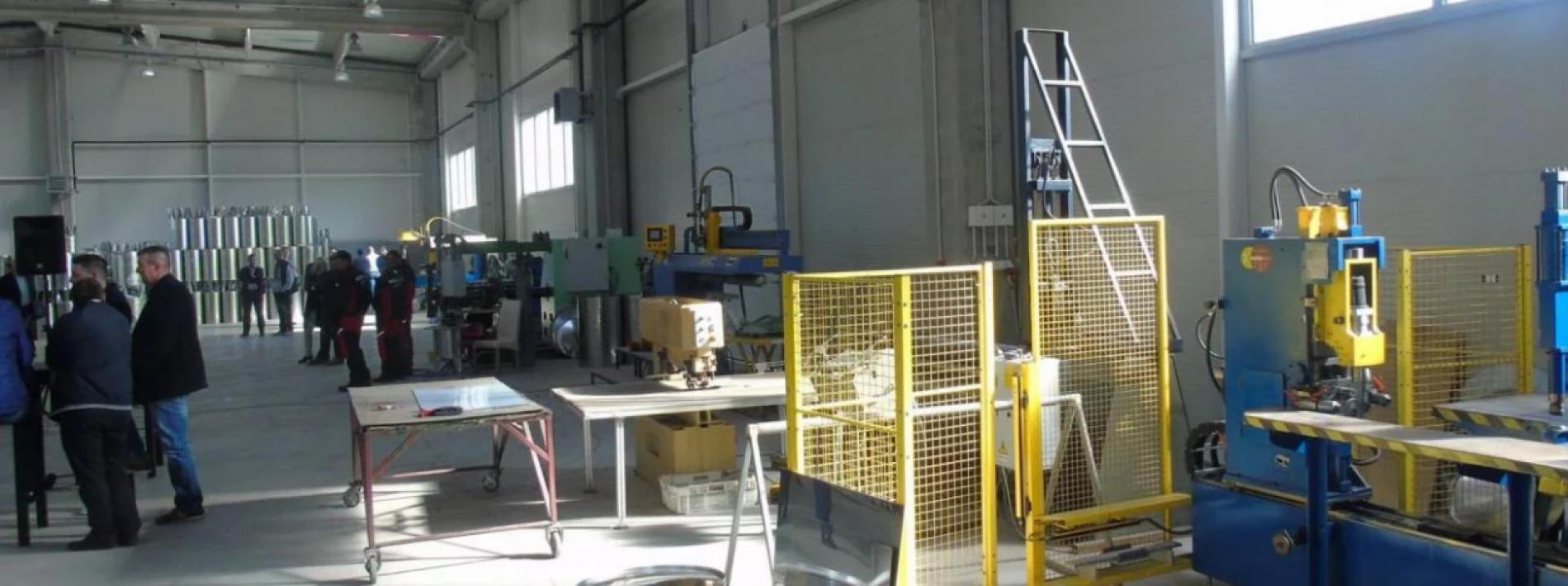 Pozitivne priče iz Ilijaša: Proizvodnja bačvi od nehrđajućeg čelika