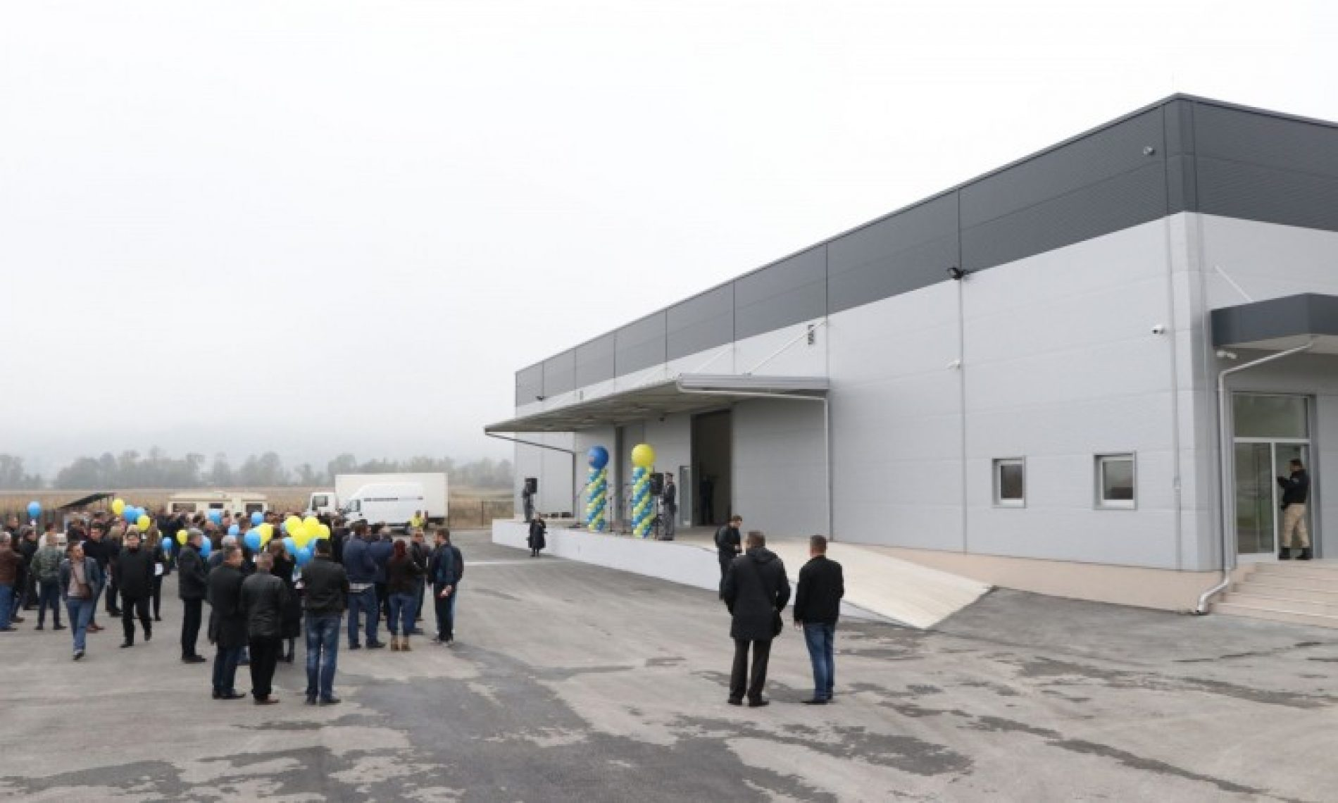 U Novom Travniku otvoren pogon švedske fabrike 'Kavat'