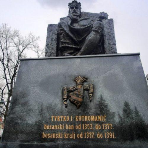 Godišnjica krunisanja prvog bosanskog kralja – Tvrtka I Kotromanića