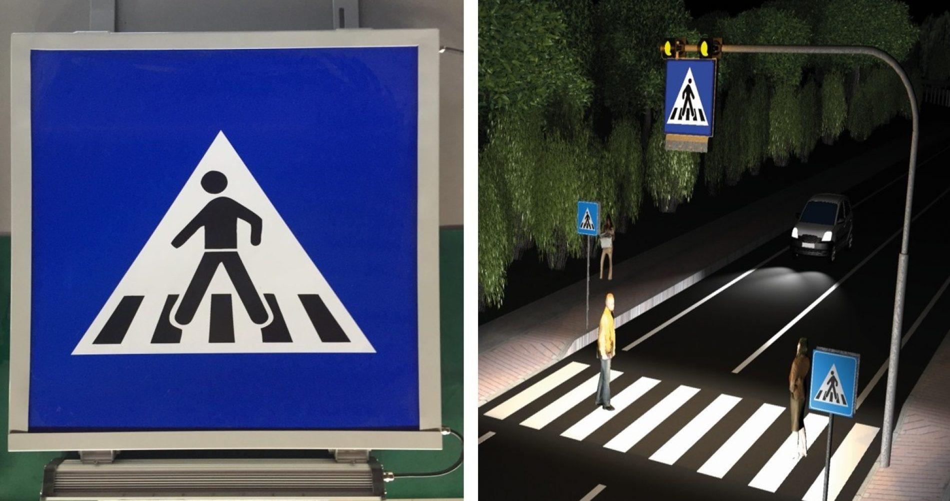 Bosanska kompanija 'LED Vision' – Prave svijetleće saobraćajne znakove