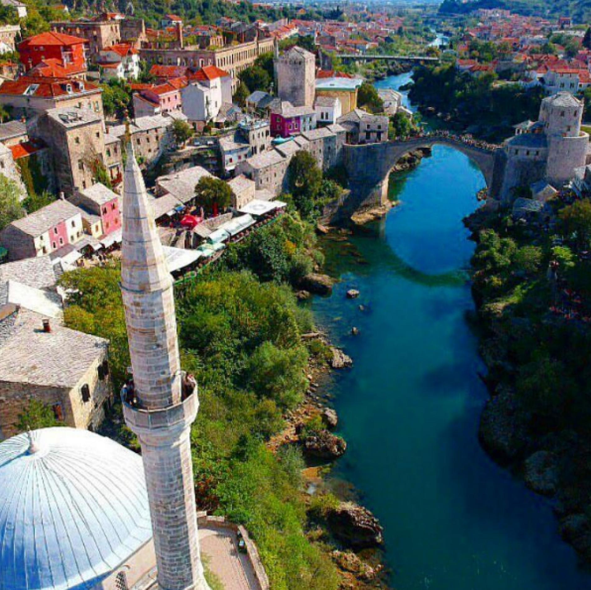 Britanski Telegraph: Posjetite Mostar umjesto pretrpanog Dubrovnika