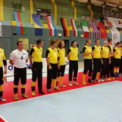 Reprezentacija u sjedećoj odbojci u pohodu na 10. titulu evropskog prvaka