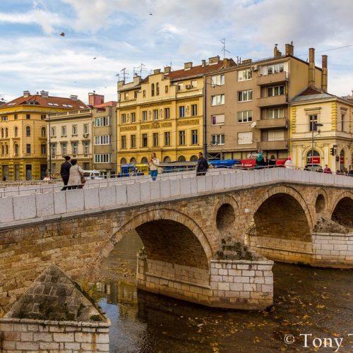 Federica Mogherini o bosanskoj prijestolnici: 'Lijep, fascinantan i istinski evropski grad'