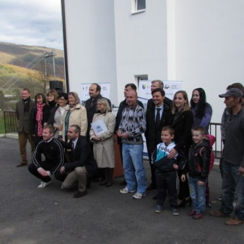 Stanovi za devet porodica u Ustikolini