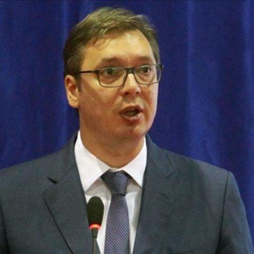 Vučić: Morali smo prihvatiti prijedlog Bosne i Hercegovine za autoput Beograd-Sarajevo