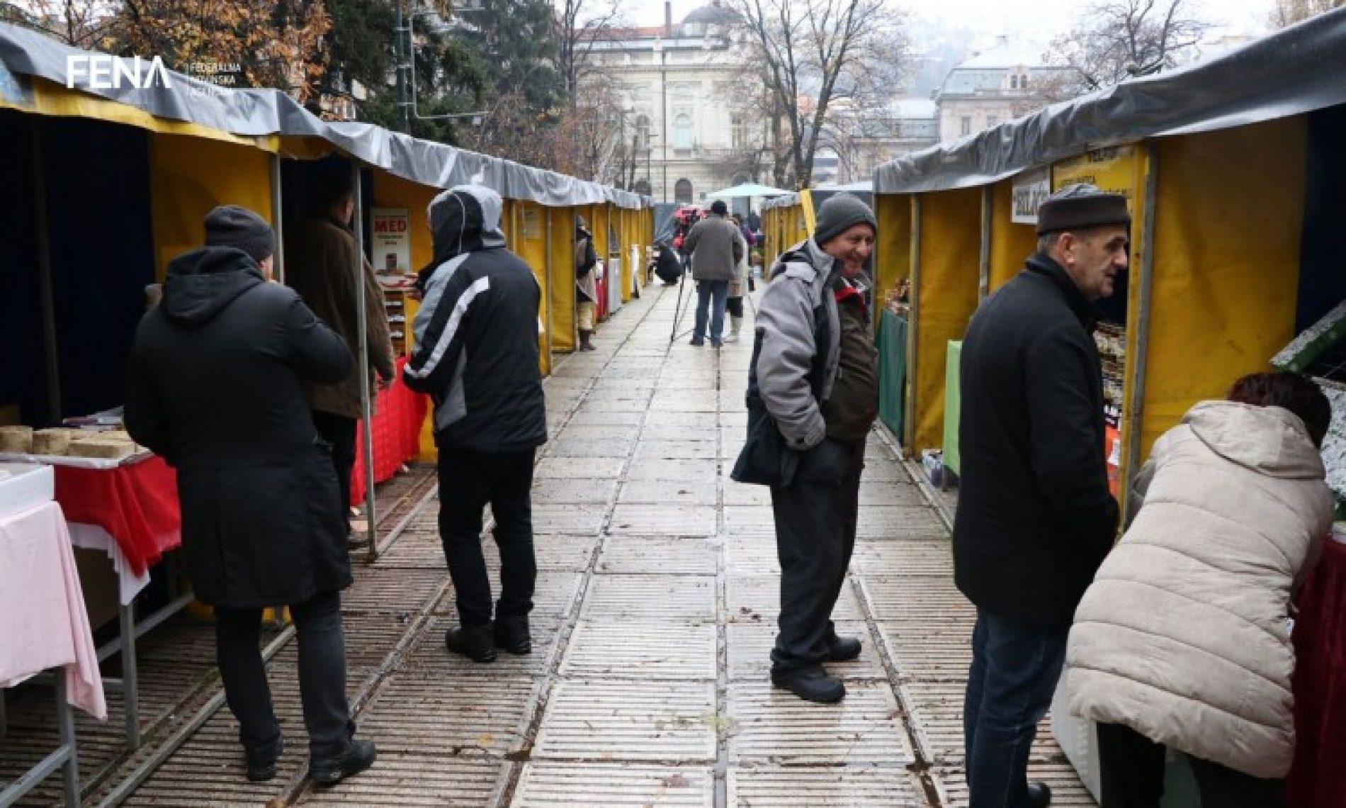 Počeo sajam Kupujmo i koristimo domaće – kvalitetno proizvedeno u Bosni i Hercegovini