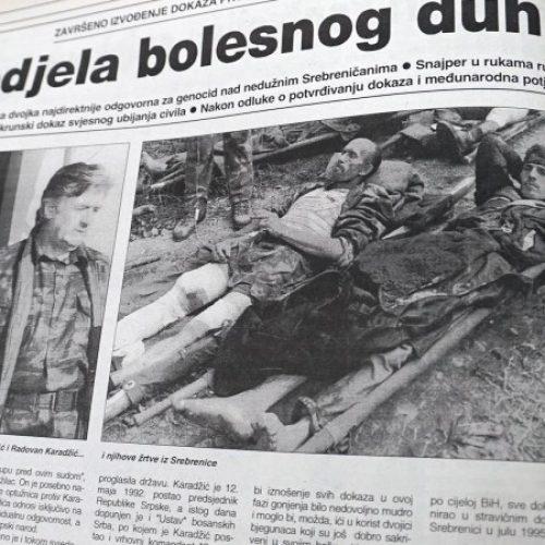 Presuda Ratku Mladiću u srijedu: Optužen za genocid, progon, istrebljenje, ubistva…