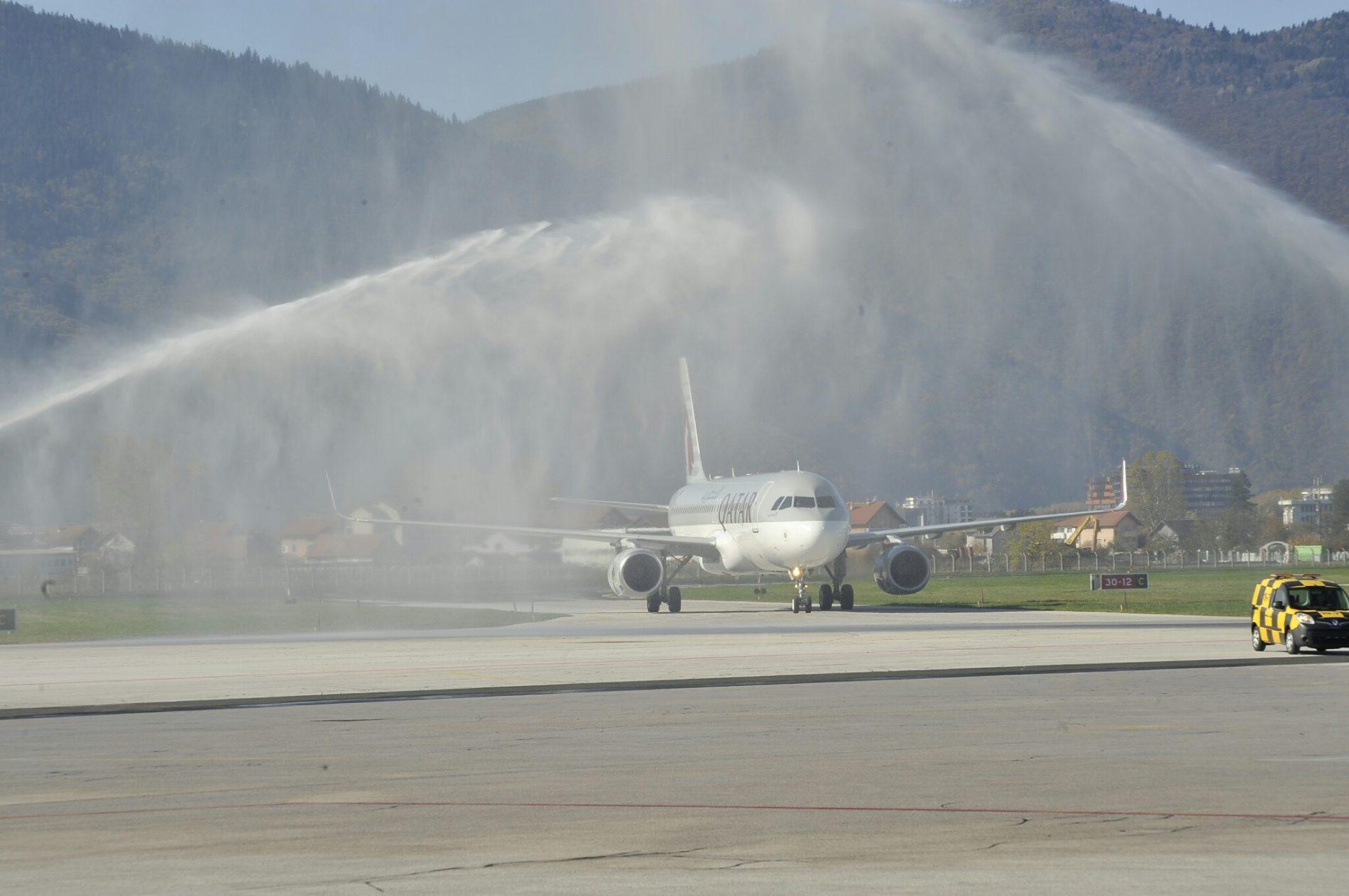 Glavni grad povezan sa cijelim svijetom: 20 aviokompanija djeluje sa Sarajevskog aerodroma