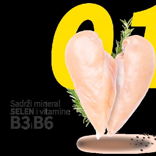 Izvoz u EU velika šansa: Proizvodnja piletine mogla bi biti uvećana za 50 posto