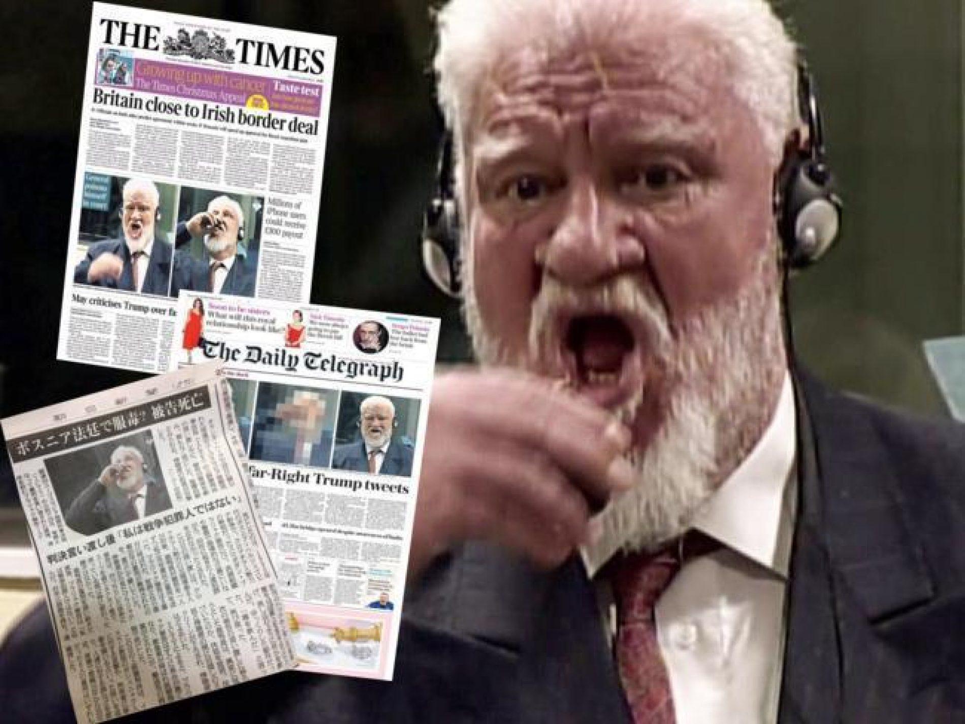 Kako je Praljak pomogao da svijet sazna za hrvatski zločinački poduhvat protiv Bosne i Hercegovine
