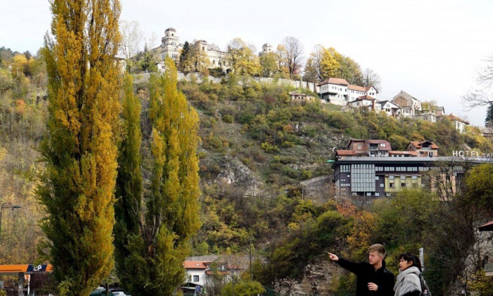 Šarolika jesen u Sarajevu (FOTO)