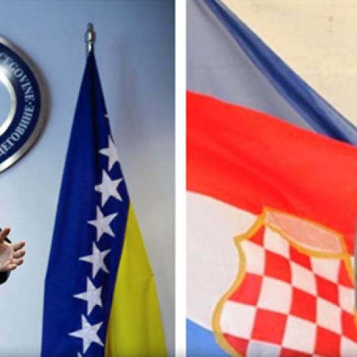 Bećirović: Veličanje nelegalne tzv. H-B je antiustavni i anticivilizacijski postupak i udar na temeljne evropske vrijednosti