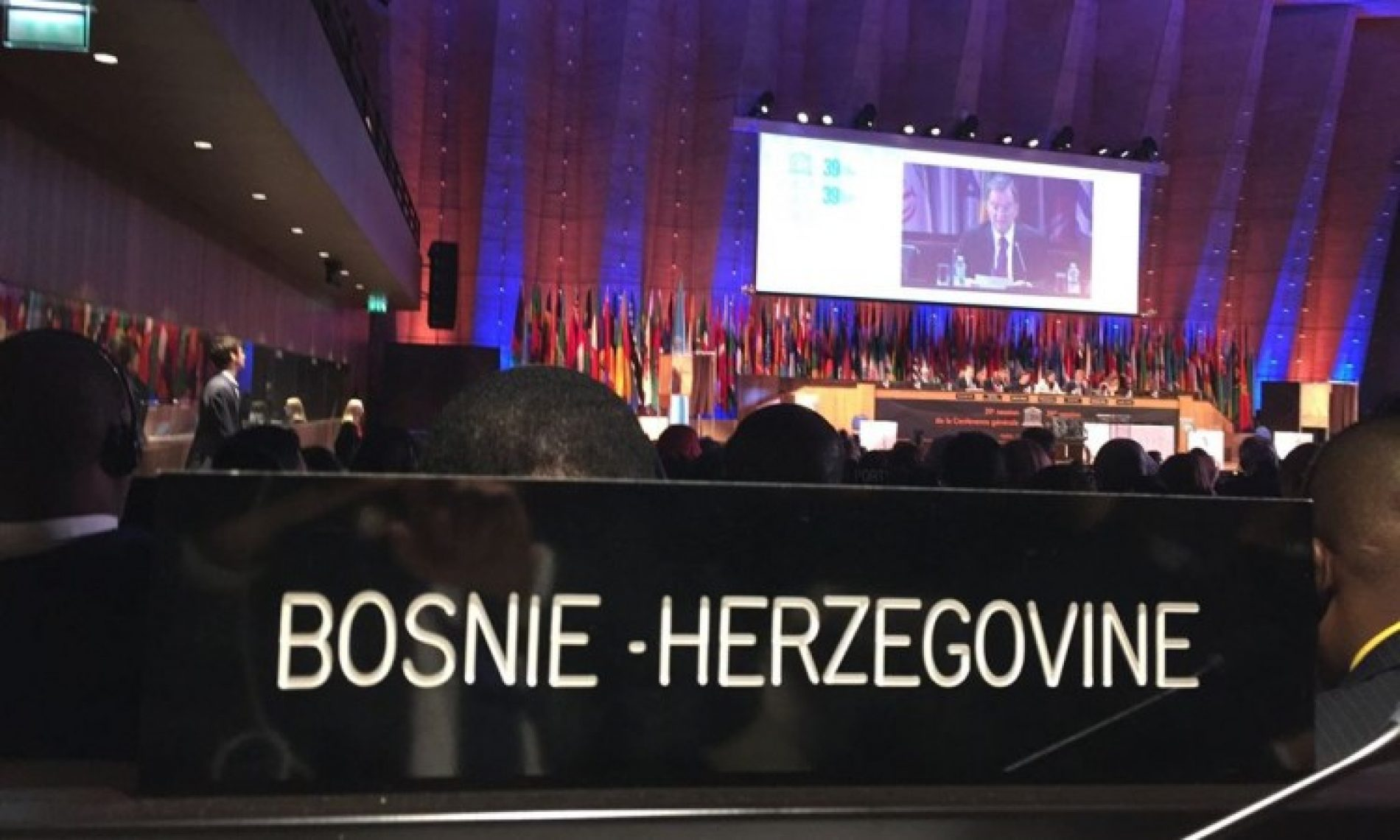 Bosna i Hercegovina izabrana za članicu Komiteta za svjetsko naslijeđe UNESCO-a
