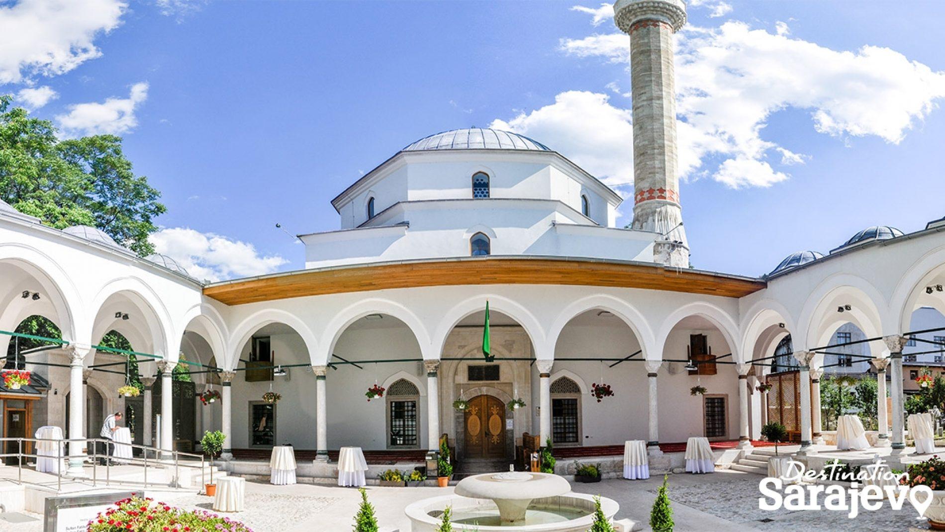 ZNAMENITOSTI SARAJEVA: Careva džamija (FOTO)