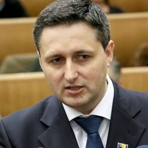 Bećirović Dodiku: Neuništiva država Bosna i Hercegovina nije propala; propao je pokušaj da se civilizuje BH. entitet RS