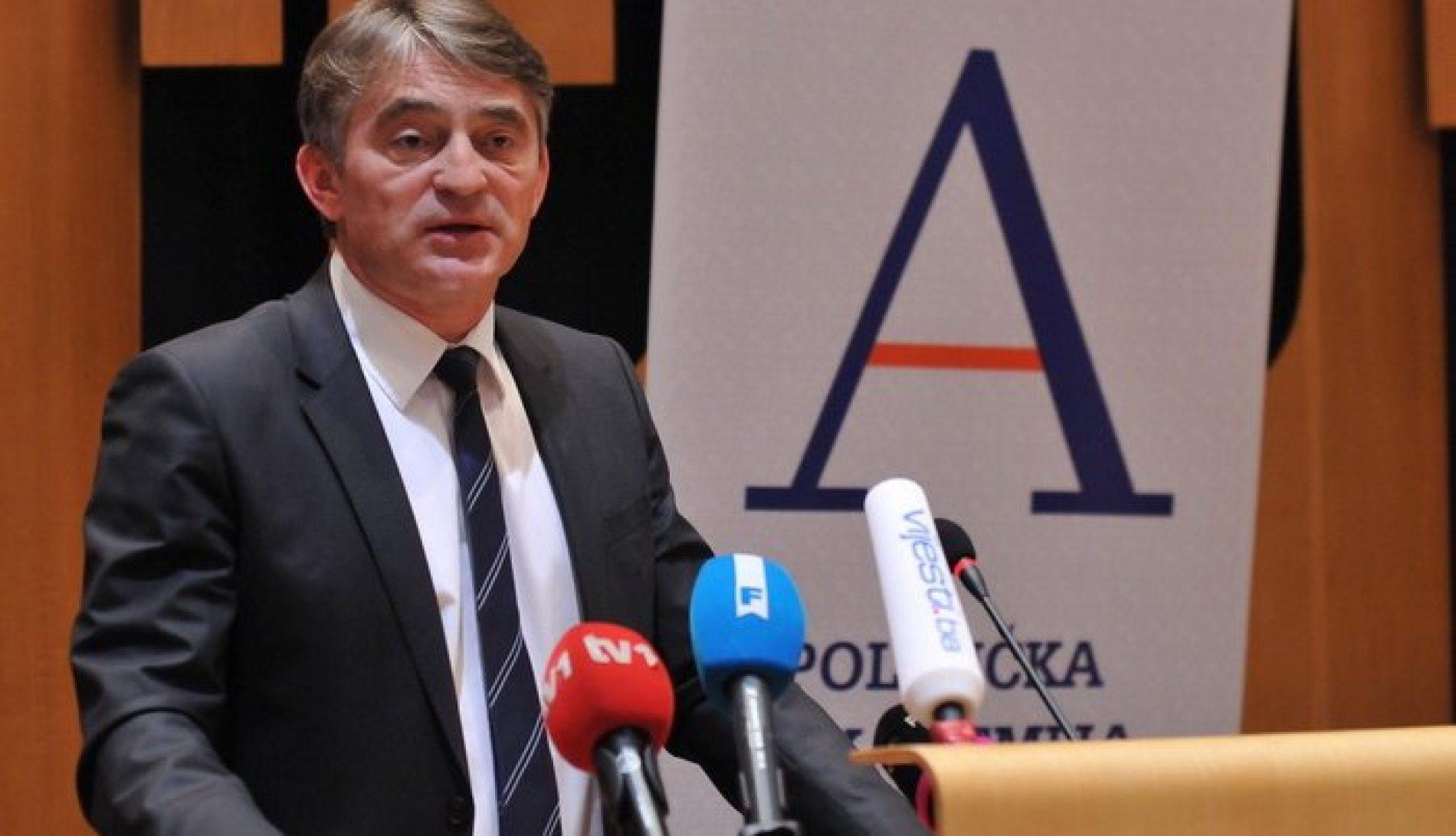 Željko Komšić: Izetbegovićeva izjava bezazlena; Vučiću je potpuno jasno da je Kosovo nezavisna država