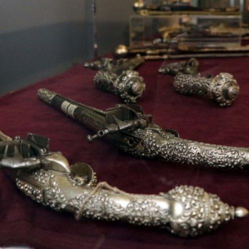 Postavljena izložba 'Kubure' iz kolekcije starog oružja Muzeja Sarajeva (VIDEO)