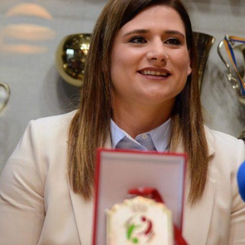 Larisa Cerić nakon najvećeg uspjeha u karijeri: Nadam se još boljim rezultatima