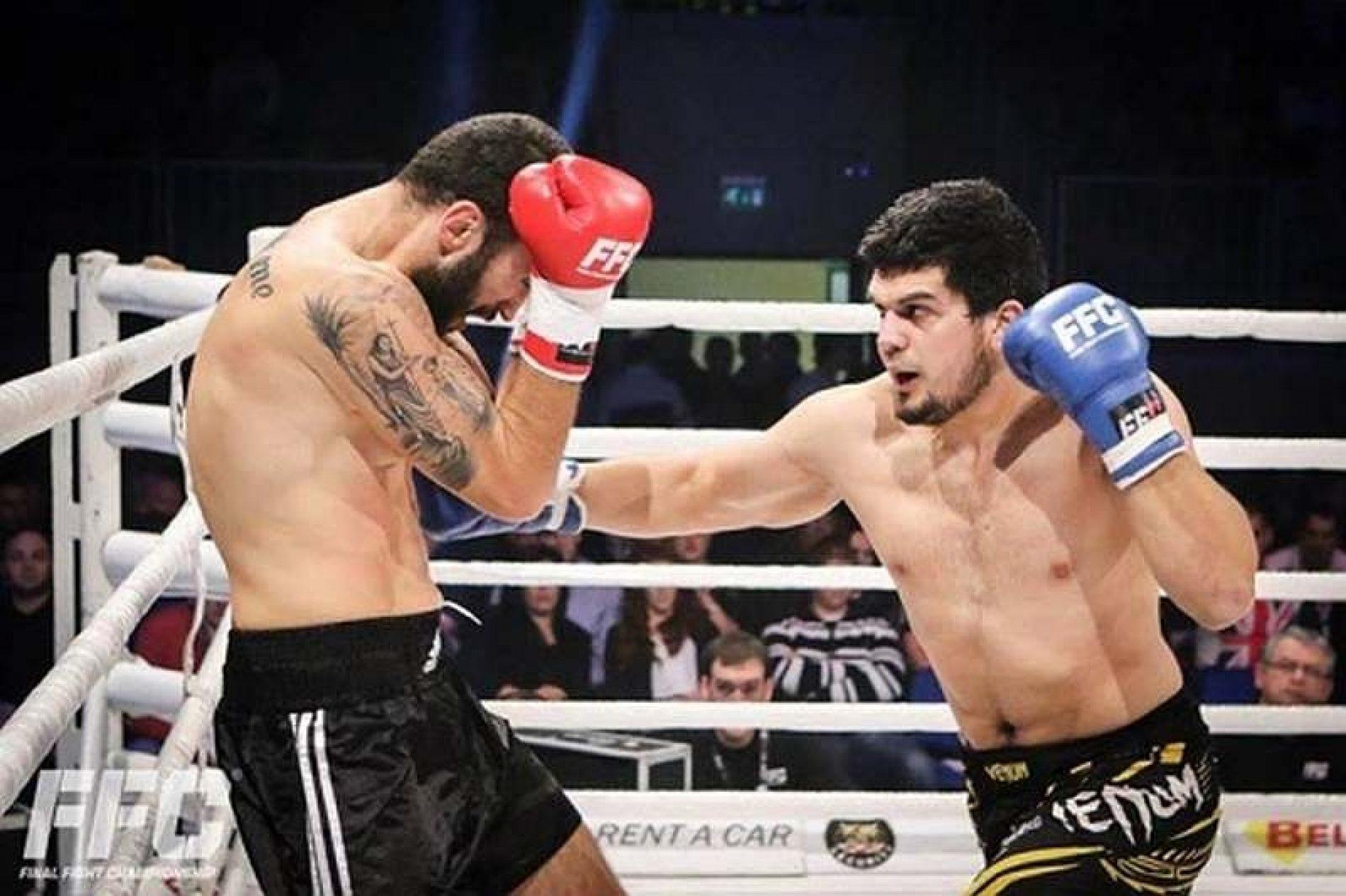 Bahrudin Mahmić svjetski prvak u low kicku