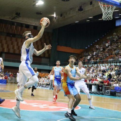 Košarkaši Bosne i Hercegovine danas protiv Rusije