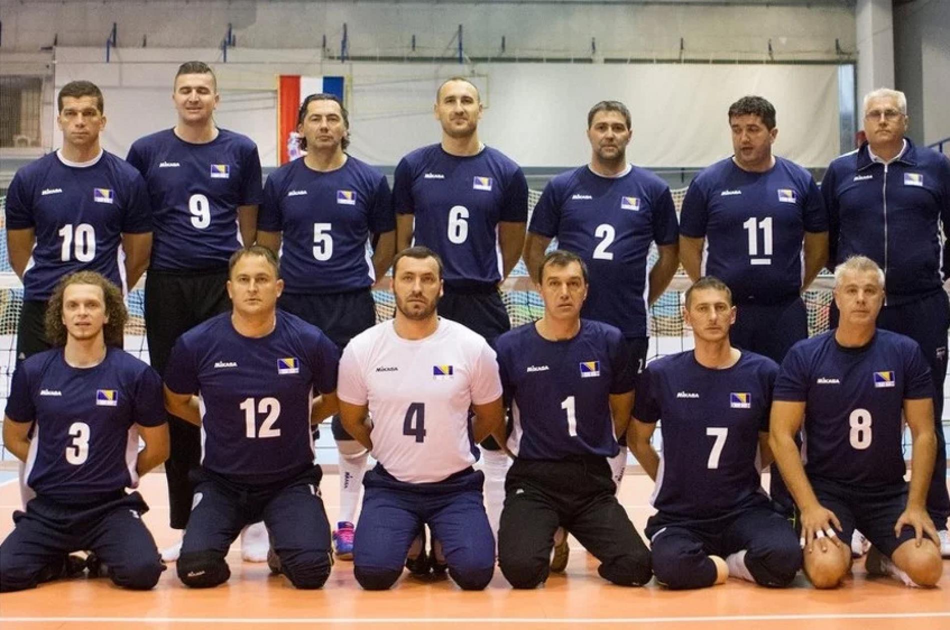 Bosna i Hercegovina bolja od Srbije: Reprezentacija u sjedećoj odbojci u četvrtfinalu EP-a