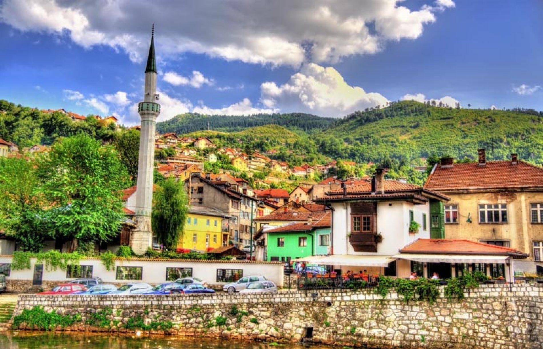 Šeher Sarajevo – najzeleniji glavni grad Evrope