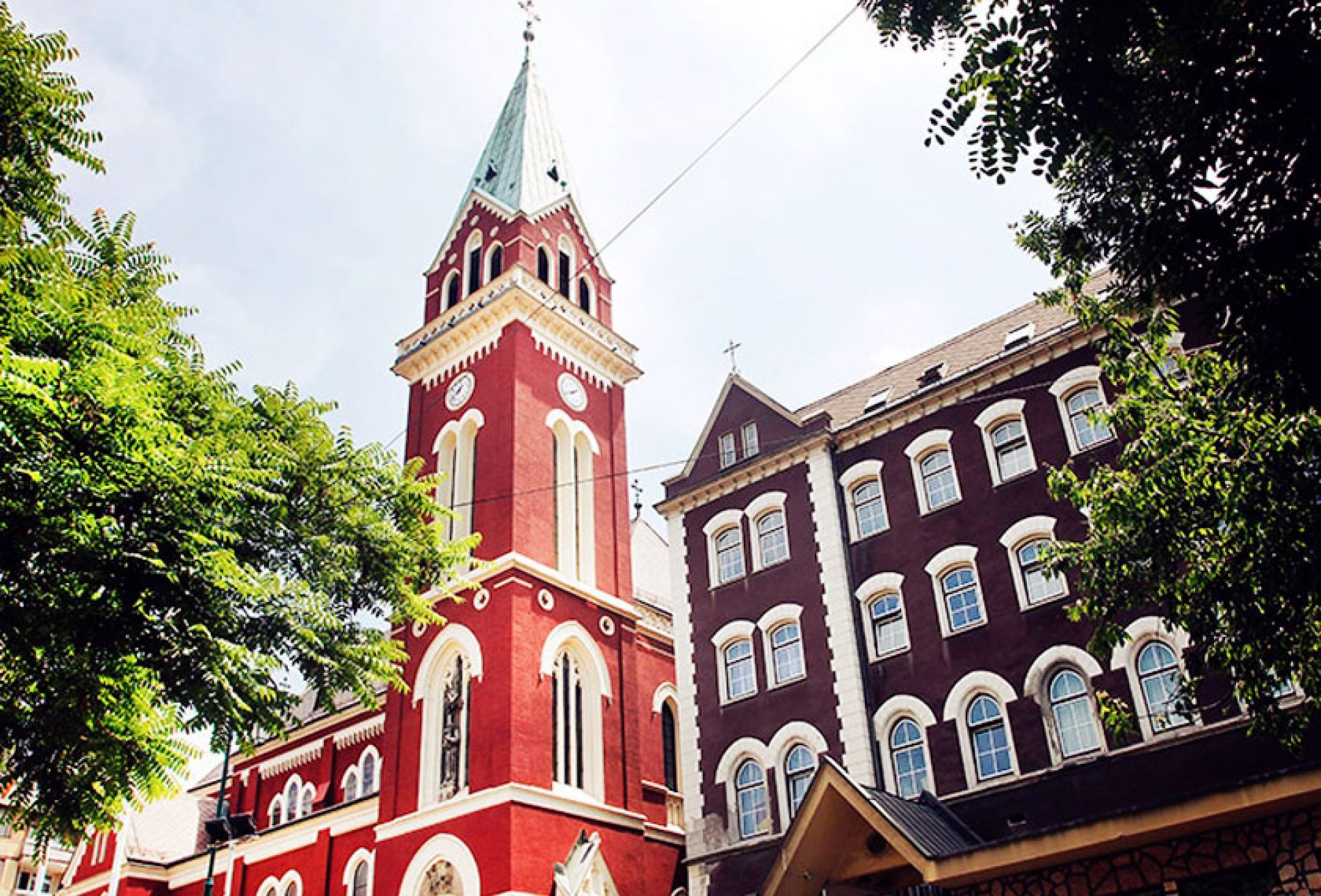 Kulturno-historijski spomenici Sarajeva: Crkva Svetog Ante Padovanskog