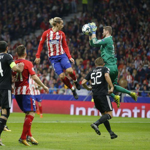 Ibrahim Šehić najbolji golman Lige prvaka