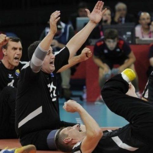 Sjedeća odbojka – Bosna i Hercegovina u polufinalu EP-a u Poreču