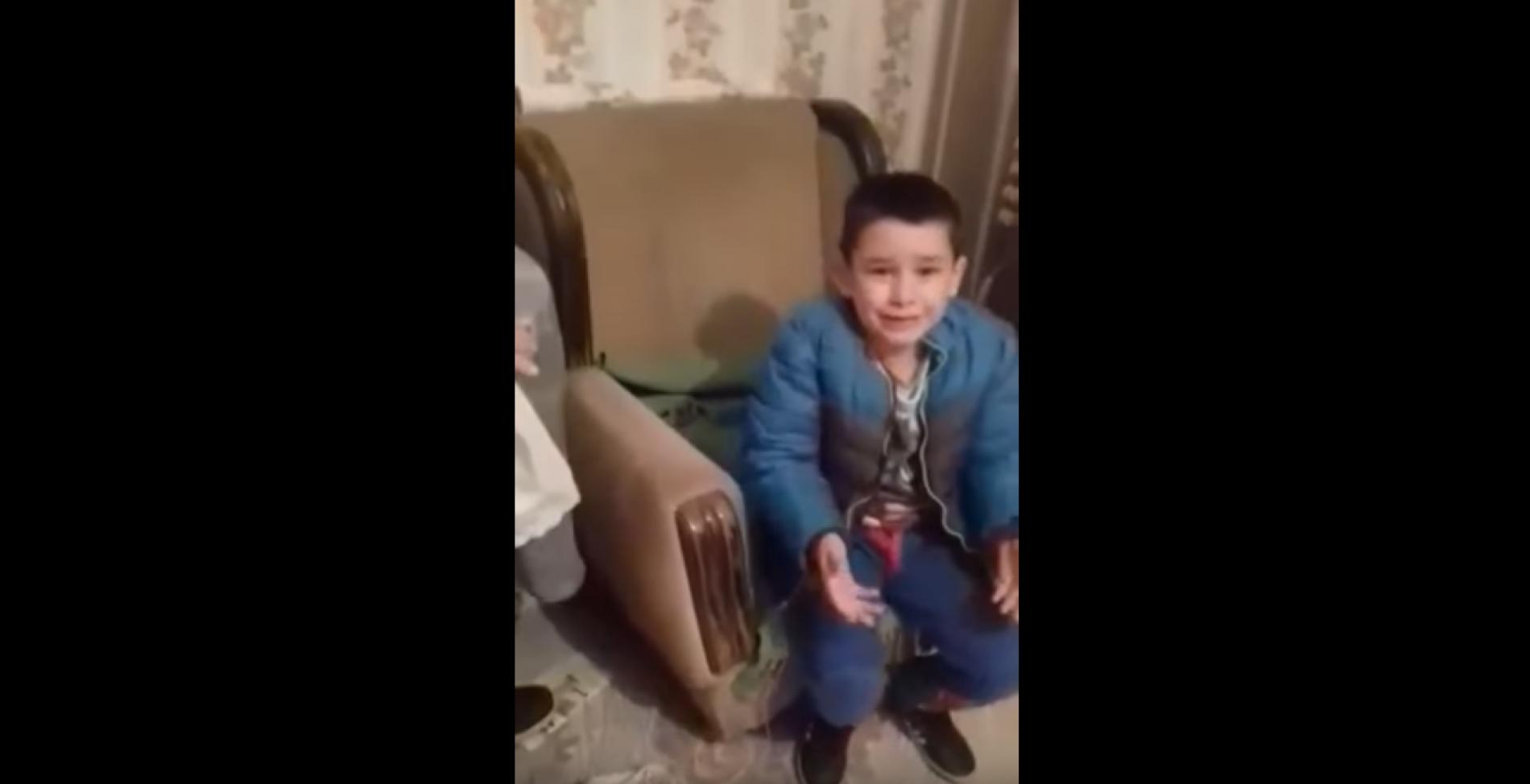 Mali Stevan iz Vojvodine: Ja sam Bosanac! (VIDEO)