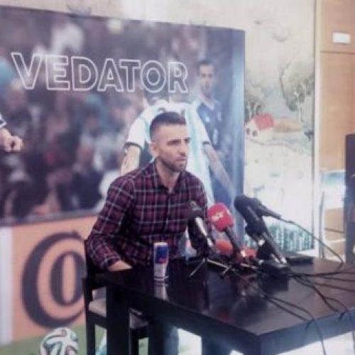 Vedad Ibišević se oprostio od reprezentacije Bosne i Hercegovine