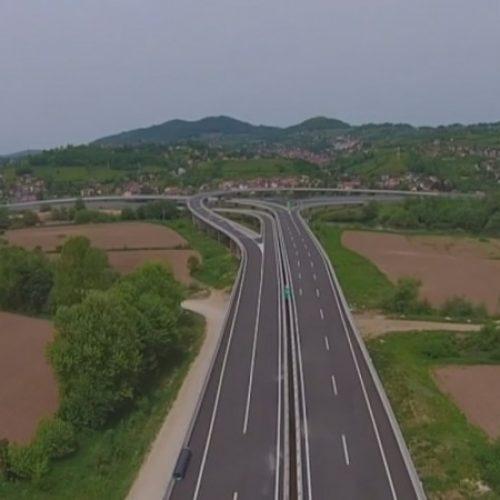 Trasa autoputa Sarajevo-Beograd preko Tuzle jedna od optimalnijih (VIDEO)