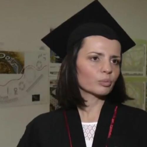 Univerzitet u Tuzli promovisao doktore nauka, redovne profesore i zlatne studente