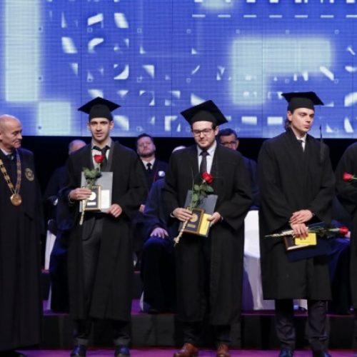 Univerzitet u Sarajevu promovisao 5.578 diplomanata i magistranata