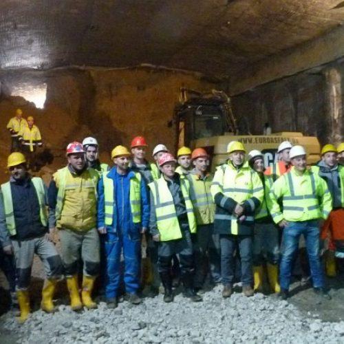 Na Koridoru 5-C kod Zenice izvršen proboj Tunela Ričice (VIDEO)