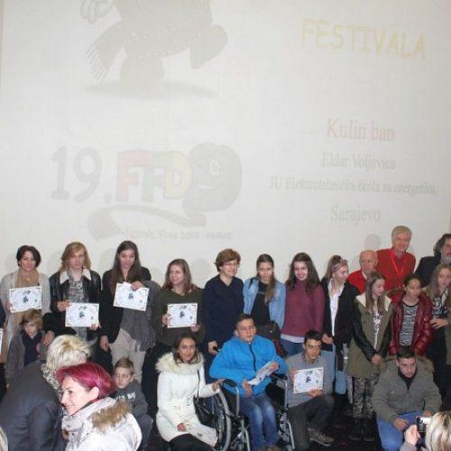 Film 'Kulin Ban' pobjednik Festivala filma djece i omladine