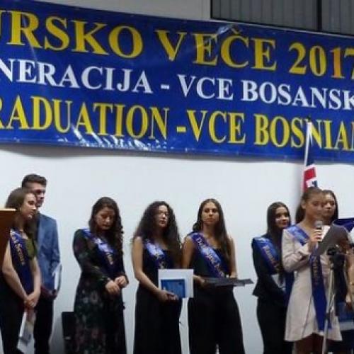 Australija: Ispraćena još jedna generacija maturanata škole na bosanskom jeziku