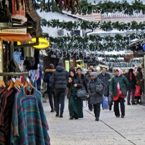U Sarajevu se tokom novogodišnjih praznika očekuje više od 100.000 gostiju