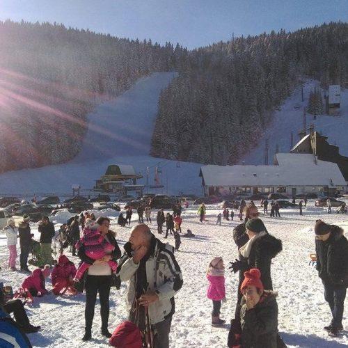 Igman: Brojni gosti na olimpijskoj ljepotici (FOTO)