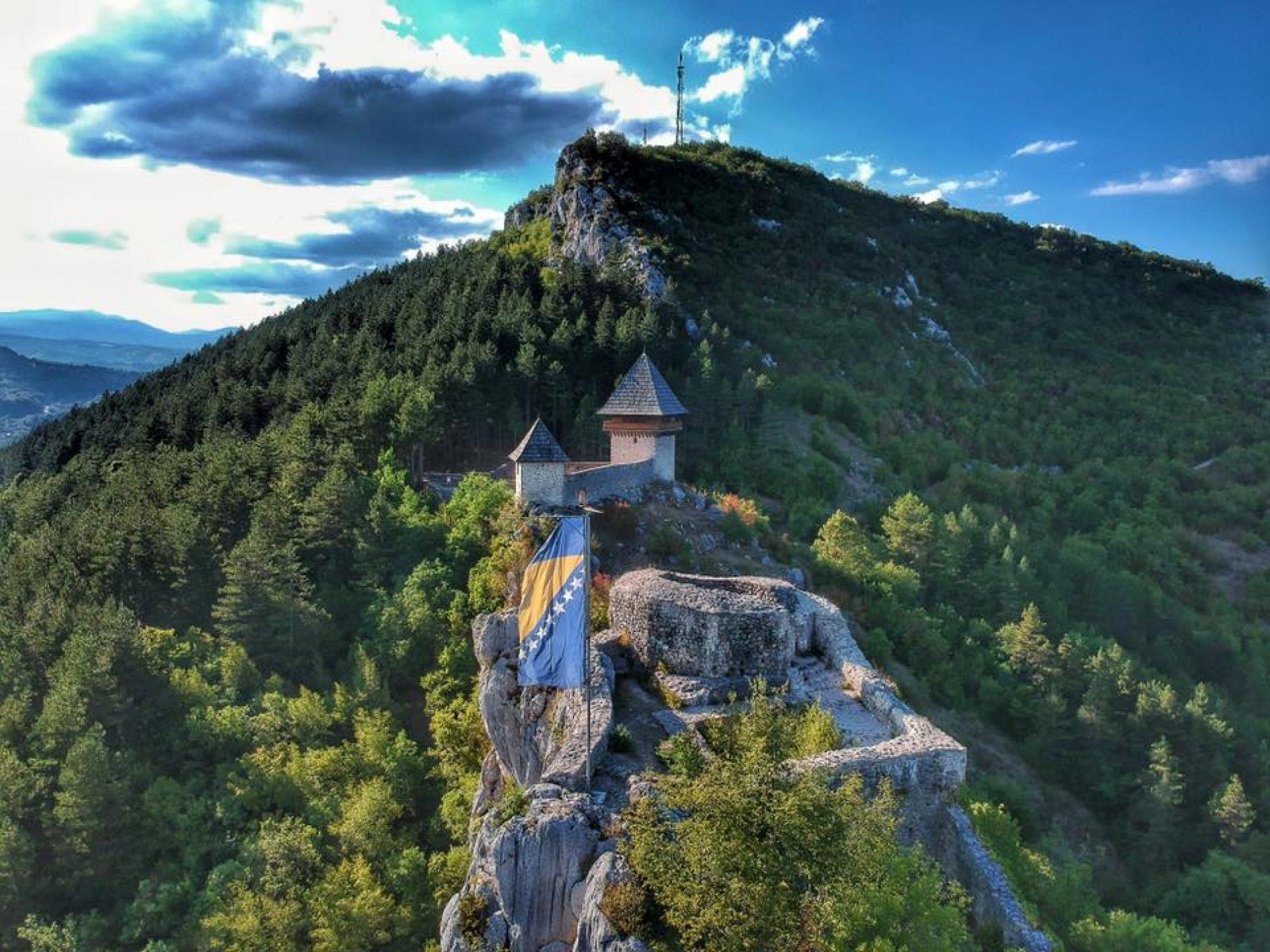 Stari grad u Ključu – spomenik srednjovjekovne Bosne